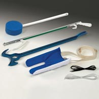 Ableware 738000000/738000001 Bend Aids Hip Kit by Maddak
