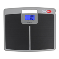 Detecto SLIMPRO Digital Talking Low Profile Scale w/ Bluetooth