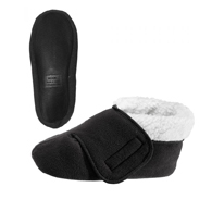 Silverts SV10160 Deep and Wide Diabetic Bootie Slipper Women/Men